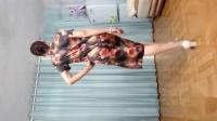 【任如意如意秀】我的改良旗袍(从十八岁可穿到八十岁)