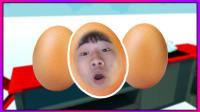 小飞象解说✘鸡蛋模拟器 我是一个鸡蛋! 我的宿命是变成荷包蛋!