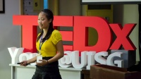 Lina Piao @ TEDxYouth@UISG