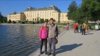 俄罗斯+北欧四国(六)瑞典-斯得哥尔摩皇后岛、市政厅大楼、峽湾街等。
