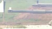 俄罗斯:俄T-80坦克表演绝技 北京您早 20190707 高清