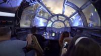 最好玩的虚拟现实游戏《星球大战千年隼之旅》迪斯尼乐园星系边缘