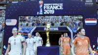 FIFA19预测女足世界杯决赛:美国女足VS荷兰女足,新科战旧王