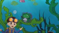 酷杰的科学之旅-海洋探秘04神奇的海蛞蝓