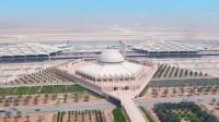 世界上最大的机场,面积近780平方公里,相当于一个北京市区!