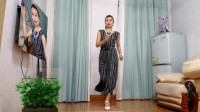 连体裤 摆胯舞 《白卡白卡》