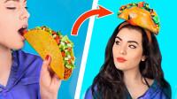 蔬菜耳环,爆米花胸针,健康食物首饰和快餐首饰,你更喜欢哪个系列呢?