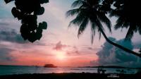 【原创】图鲁斯杜岛的清晨 马尔代夫居民岛一游