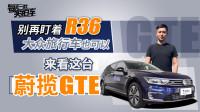 每天一款实拍车:别再只盯着R36 大众旅行车也可以看蔚揽GTE
