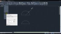 CAD教程 CAD2020入门04-圆弧工具讲解