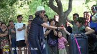 紫竹院广场舞,73岁的老师再次邀请杜老师共舞