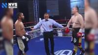 20战20胜20次KO!中国重量级第一人张君龙打到对手直接弃赛!