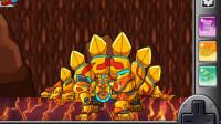 组装机械剑背龙 一起组装机械恐龙 亲子益智游戏