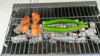 聪明小伙发明新式健康烧烤炉,干净无烟超环保,成功1月卖出800台