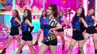 曾是韩国选秀第一名,如今出道却被伴舞抢风头,网友:表现力太差