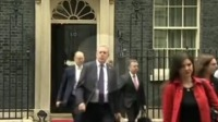 英美外交风波·英国驻美大使宣布辞职