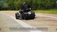 与跑车相媲美的摩托车,采用法拉利发动机,售价高达150万