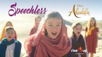 少年合唱团演绎《阿拉丁》原声《Speechless》