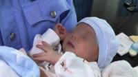 出生20天女婴被弃高铁站 身边字条:与男友分手无力抚养