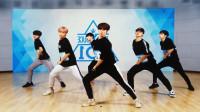 《Produce X 101》概念评价舞蹈练习室镜像版,应有尽有