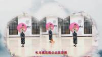 美梅原创旗袍伞秀【三月桃花雨】演示:萍儿-编排:美梅