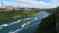 【Ocean在多伦多】从加拿大经彩虹桥过境美国办理美国银行账户之行