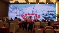 【现场直播31】亚太联盟国际贸易新闻发布会-东方军乐董事会主席姜乃元少将带队演出