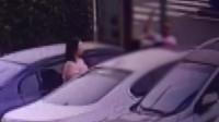 江苏常州街头发生一宗捅人致死案,嫌犯行凶后逃跑
