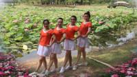 四姐妹组合《我和我的祖国》 编舞  刘荣