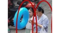 失联女童母亲首度露面回应  成家庭拮据掏不起路费