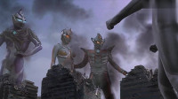 奥特曼:迪迦单挑光之国百万奥特战士,这个技能能让他完胜!