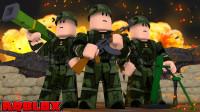 小格解说 Roblox 塔防战争模拟器:塔防大战丧尸!居然还有战车?乐高小游戏