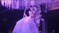 这样的婚礼不看会后悔,新娘一出场就被惊艳了,这哪里是像婚礼呀?