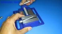 小伙花几十块买点零件,自制了一个电焊机,瞬间学会了!