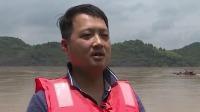 万安:赣江超警戒水位,沿江部分地段被淹 新闻夜航(江西) 20190715 高清