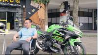 车主分享川崎ninja400使用感受及与z400选择中的建议