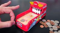 牛人发明奇葩保龄球存钱罐,扔中才能存进去!网友:我能玩一天