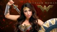 超级英雄仿妆秀:女子将自己化妆打扮成了神奇女侠!