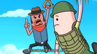 搞笑吃鸡动画:霸哥新收的徒弟被炸鸡少女挖了墙角,这师傅当得太失败了