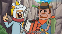 搞笑吃鸡动画:新的稀有道具飞高高严重破坏了游戏平衡,霸哥被气疯了!