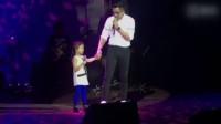 刘恺威小糯米合唱 五岁的小糯米台风稳健