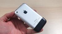 「翻车了吗」收了台iPhone一代:12年前的手机居然还能用?