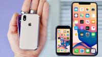 世界上最小的iPhone XS开箱上手体验