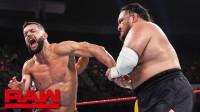 【RAW 07/15】萨摩亚乔赛后偷袭将芬巴洛尔彻底惹毛 被老芬大招回击