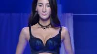 2019亚洲模特内衣秀,简洁大方,这才是真的美