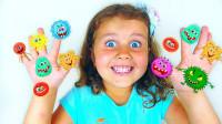 咋回事?萌宝小萝莉为何阻止小正太吃水果呢?趣味玩具故事
