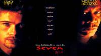 《七宗罪》:七种罪名对应七起命案,一部经典的悬疑犯罪电影!