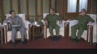 毛主席晚年,几位老帅中还有实权的人是谁,从座位上就能看出来