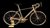 最豪华的单车,全身镀金还有几百颗钻石,比兰博基尼还要贵