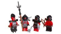 LEGO乐高积木玩具未来骑士团系列853516魔兽部队套装速组速拼